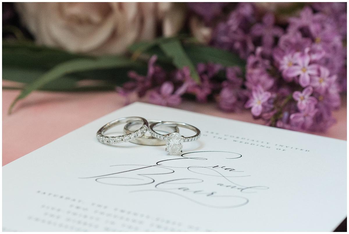 details for spring wedding in Charleston SC