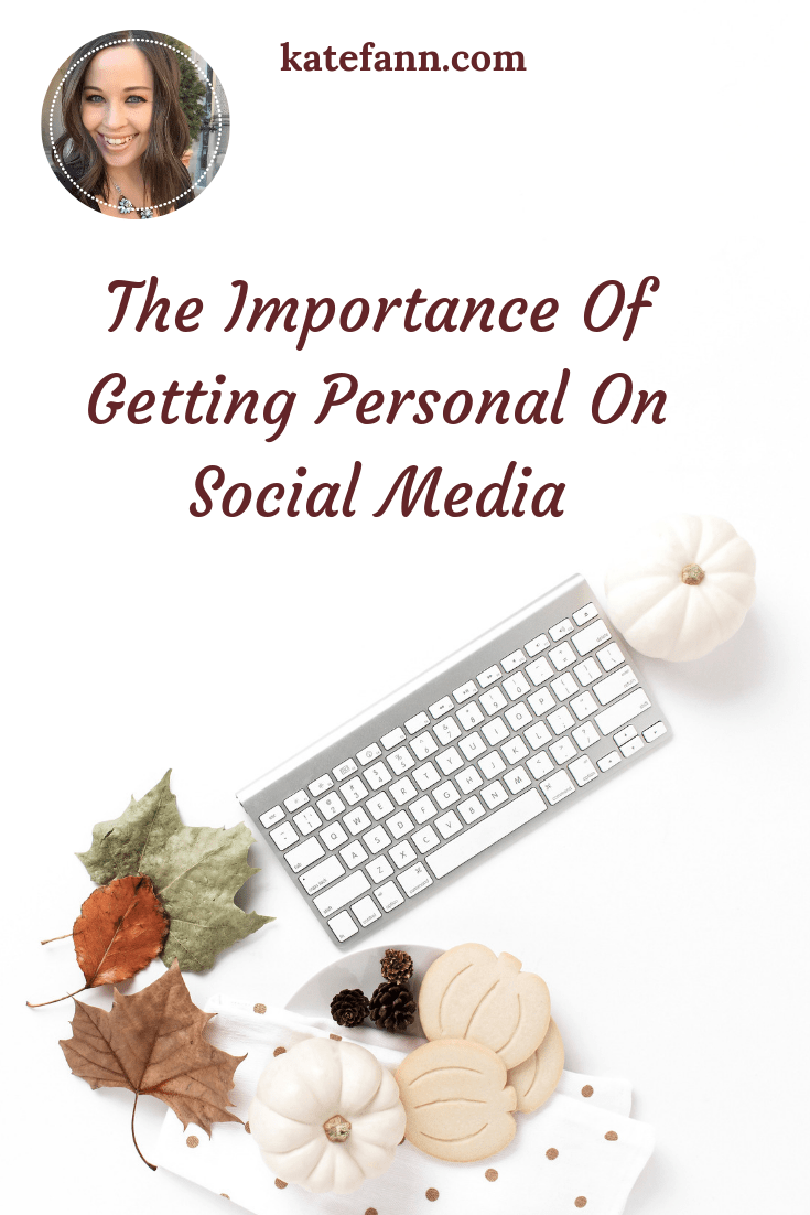 Let\'s not forget what the whole purpose of social media is. It\'s about being social! That means getting personal. Learn why (and how) you can get personal on your favorite social network!