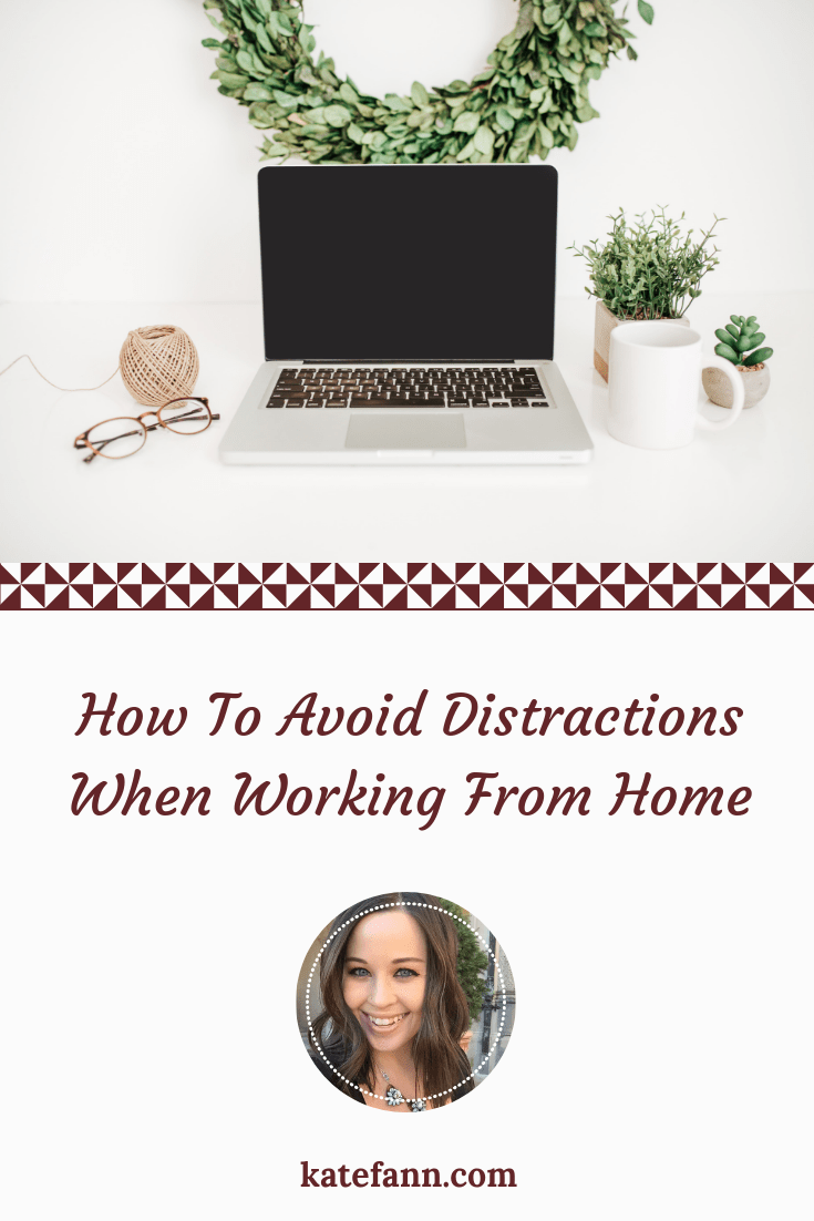 It's only too easy to become distracted when you work from home. I've learned a lot of lessons over the years and now I'm sharing them with you! Check out my blog to learn how you can kick distractions ass.