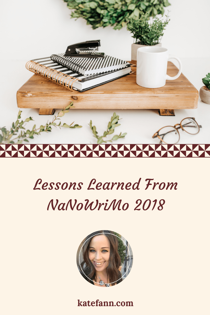 My first NaNoWriMo was a wonderful experience. It was grueling but I learned some important lessons. Check out what I have planned for the next year!
