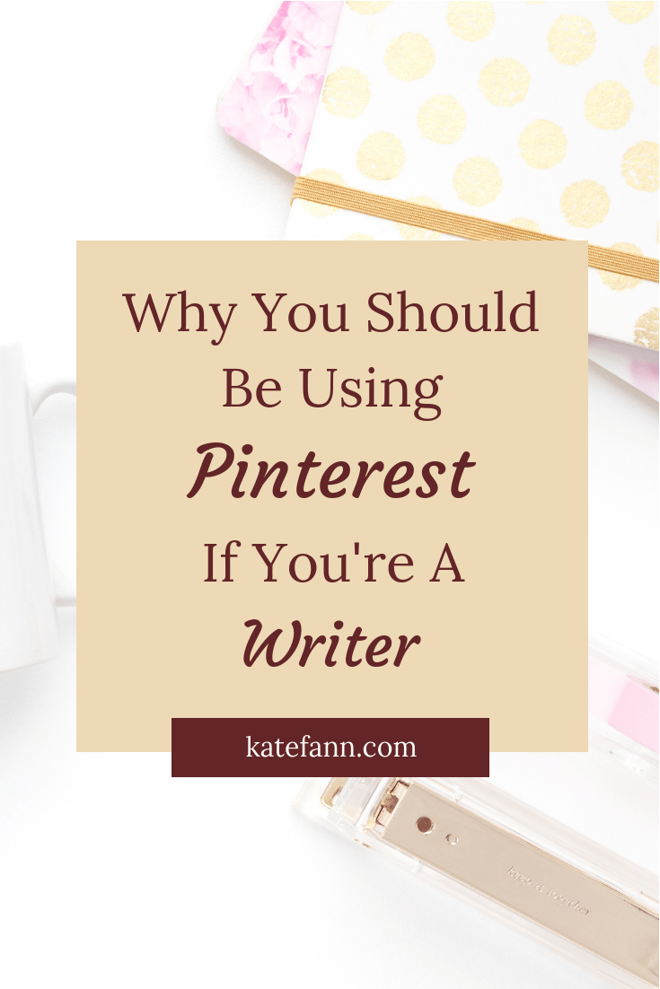 Pinterest is not just a social media network. It\'s also a search engine! If you\'re a writer, don\'t sleep on this valuable tool. Learn how you can benefit from using Pinterest!