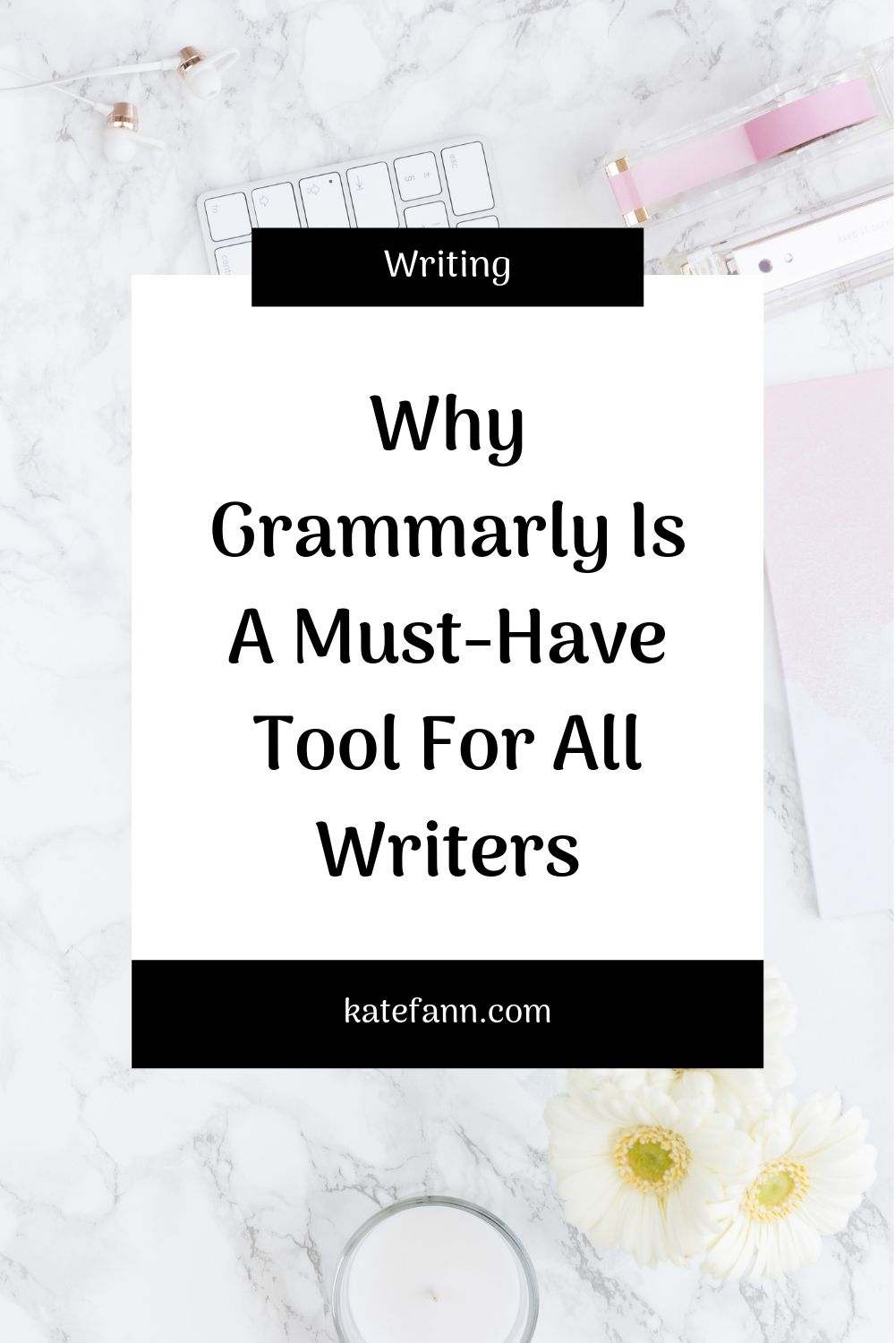 Whether you write books, blogs, website content, social media posts or anything else in between, Grammarly can help you get your message across clearly and correctly. Learn why I trust Grammarly and how you (and your writing) can greatly benefit from using this tool.