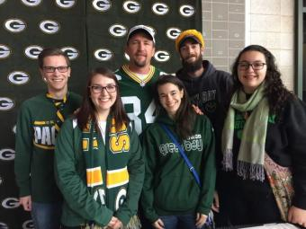 The Packers Project, 2015