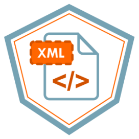 XML-Badge
