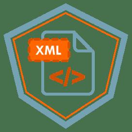 XML-Badge