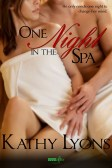 Cover_One Night in the Spa - Kathy Lyons