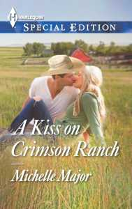 A Kiss on Crimson Ranch cover HJ