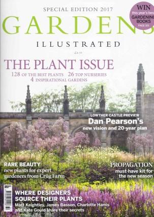 Gardens Illustrated Cover November
