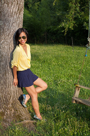 Asian, Fashion, Vintage, Thrift Store, Charlotte Russe, Kate Greer