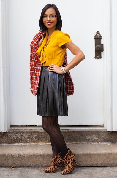 Kate Styled Pretty, Kate Greer, Shooz on 7