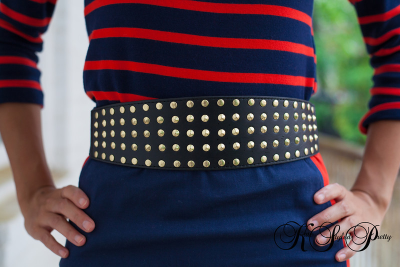 Oasis belt, Kate Styled Pretty