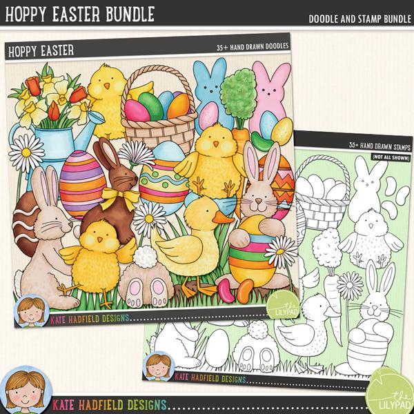 Hoppy Easter Bundle