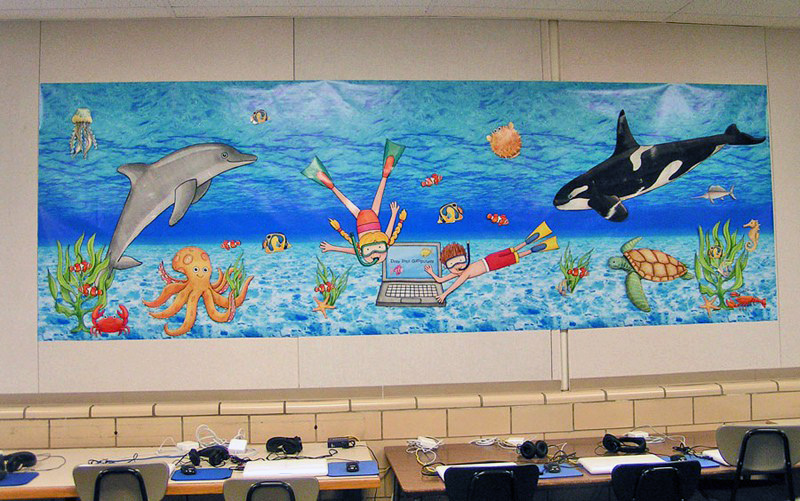 Classroom Decor Under The Sea ~ Under the sea classroom display kate hadfield designs