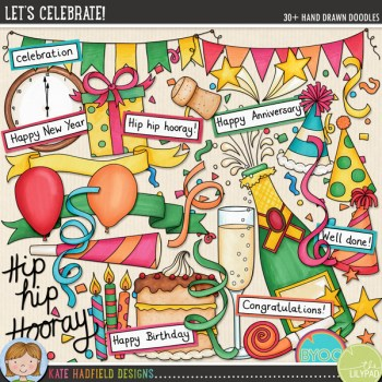 Let's Celebrate! | Featured Kit