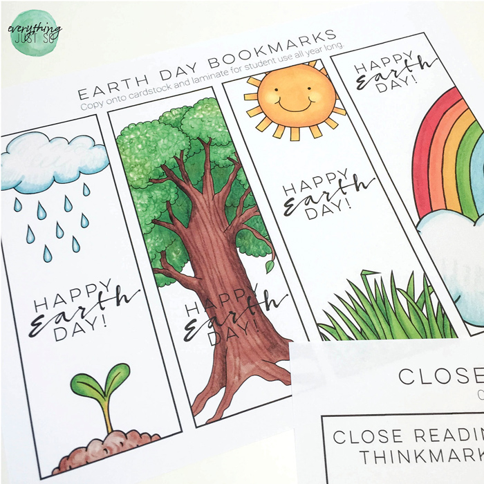 Earth Day - everythingjustso.org - 10 Resources for celebrating Earth Day in the Upper Elementary Classroom13