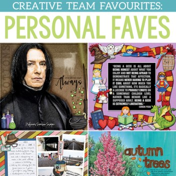 July Favourites from the Team!