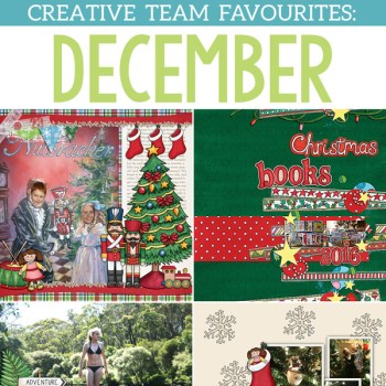 December Favourites from the Team