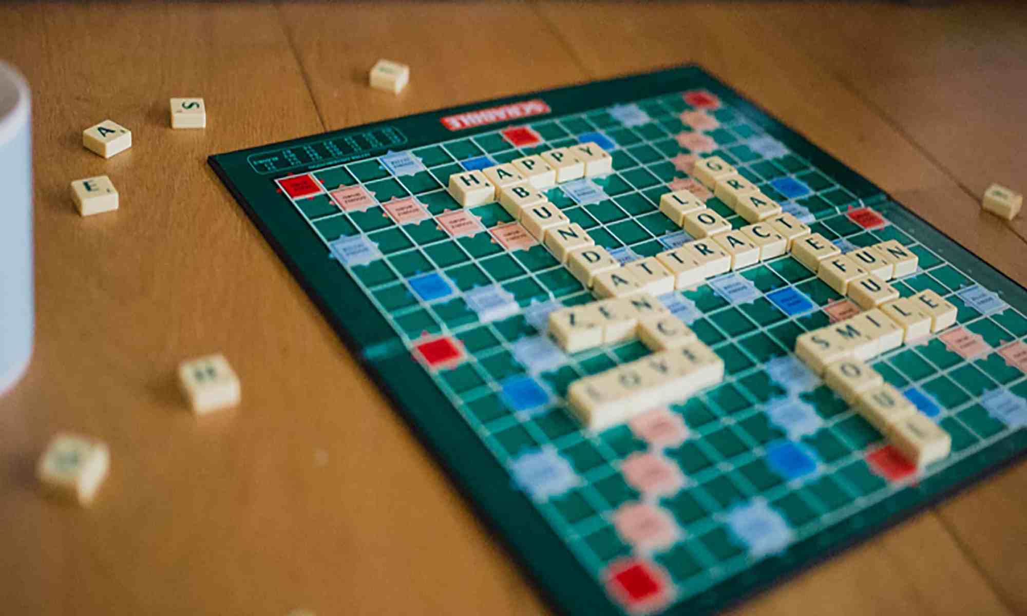 LOA Scrabble
