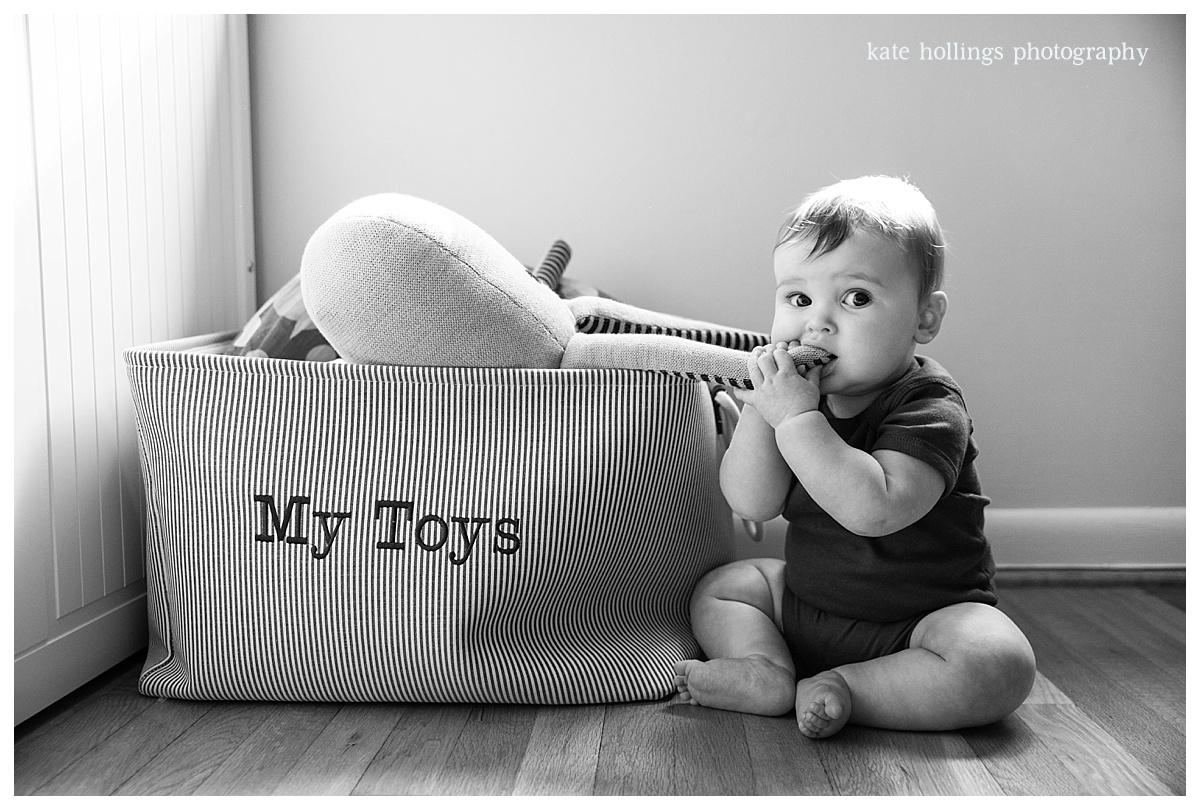 Northern Virginia Lifestyle Baby Photographer