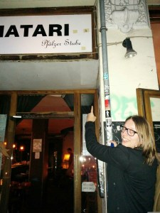 Restaurant Hatari Pfälzer Stube in Hamburg