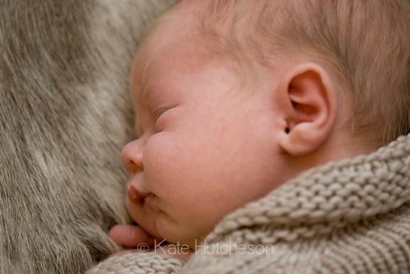 newborn portrait