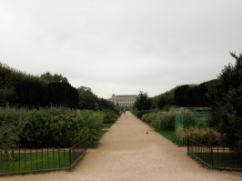 The Jardin des Plantes, near the Gare de Austerlitz station
