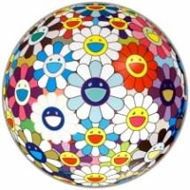£1,650, Takashi Murakami, Edition of 300, 71x71cm
