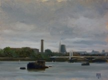 £800, Matt Alexander Ray, Painting, 30x22cm