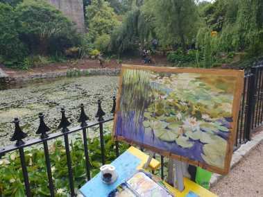Dublin Plein Air Painting Festival 2018 5