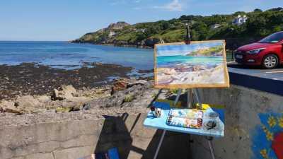 Dublin Plein Air Painting Festival 2018 7