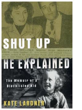 Book by Ms Lardner's daughter