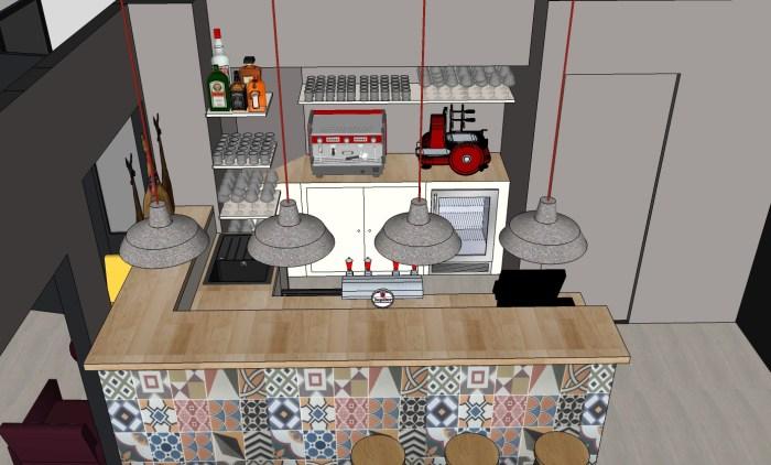 Hotel Karene plan 3D