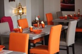 restaurant mobilier intérieur