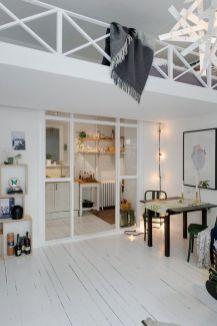 Mezzanine ambiance scandinave/cocooning
