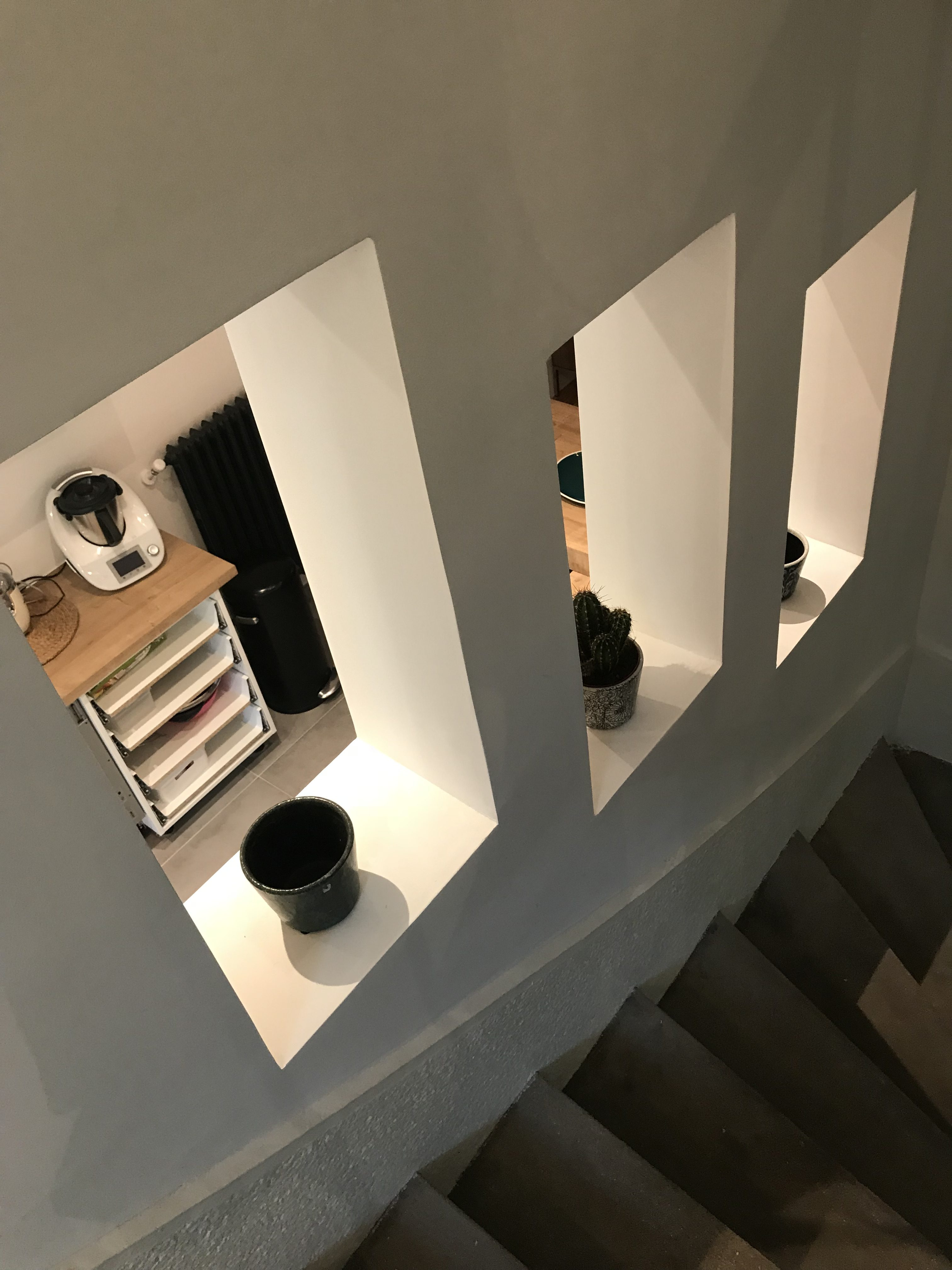 Escalier | Maison Rétro-Chic