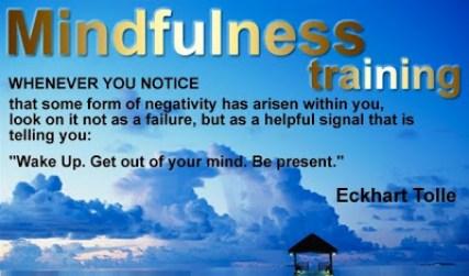 mindfulness Eckhart Tolle