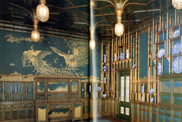 James Whistler Peacock Room