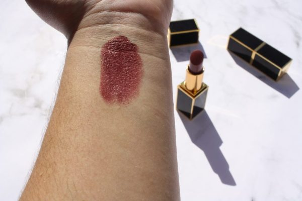Review: Tom Ford Lipstick in So Vain | Kate Loves Makeup