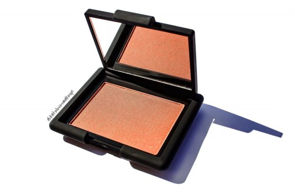 Nars Blush in Lovejoy | Kate Loves Makeup
