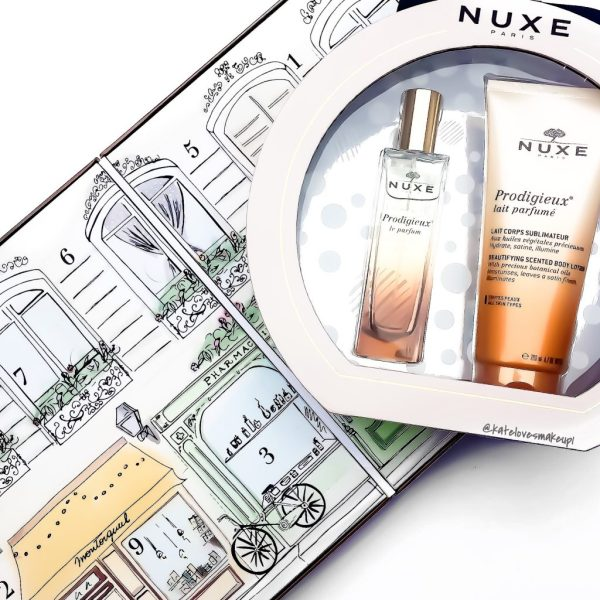 Holiday Gift Guide | Nuxe Gift Sets