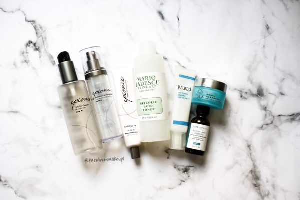 Skincare Empties | Kate Loves Makeup