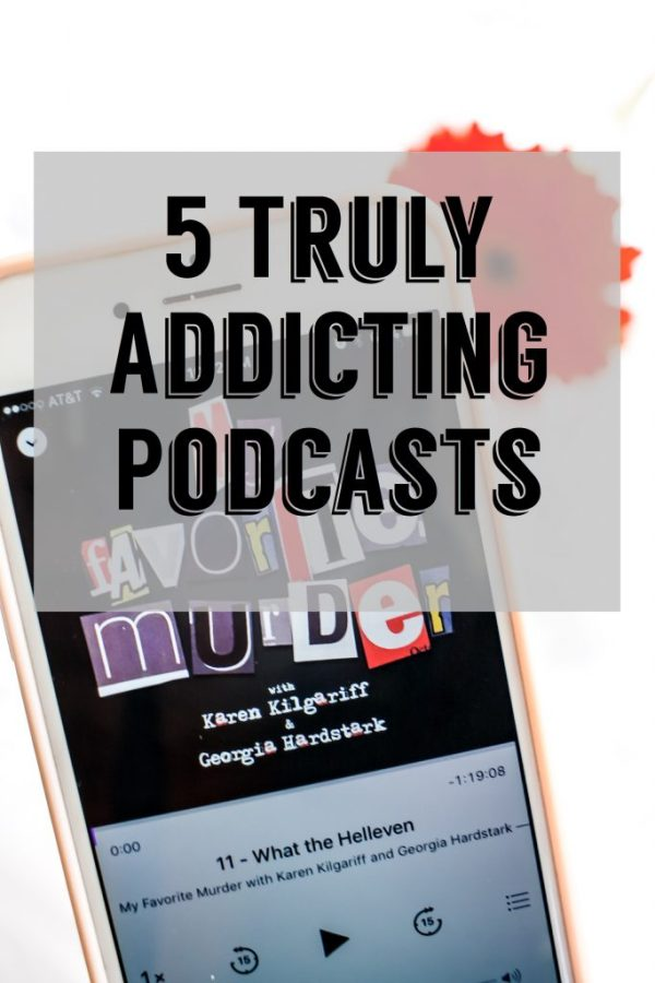 5 Truly Addicting Podcasts | Kate Loves Makeup
