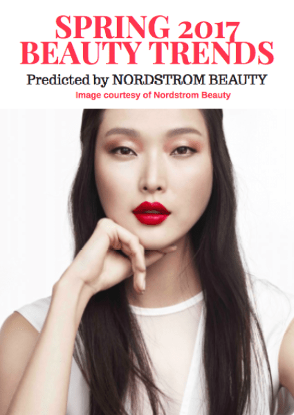 Spring 2017 Nordstrom Beauty Trend Events | Kate Loves Makeup