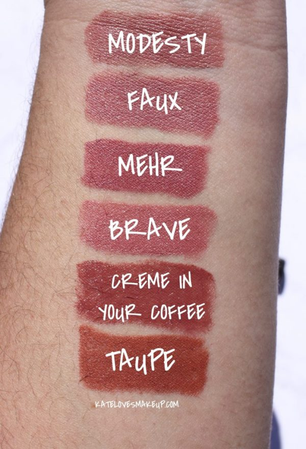 My Favorite Mac Lipsticks Kate Loves Makeup