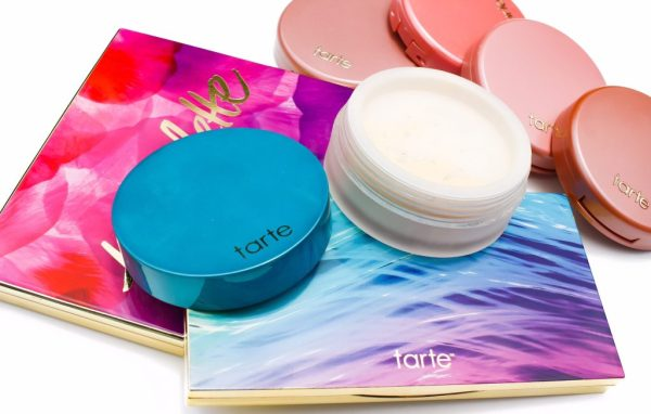 TARTE COSMETICS RAINFOREST OF THE SEA FILTERED LIGHT SETTING POWDER | Kate Loves Makeup