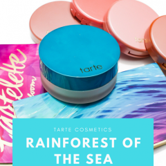 TARTE COSMETICS RAINFOREST OF THE SEA FILTERED LIGHT SETTING POWDER