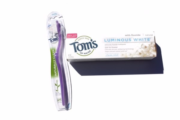 The Best White Toothpaste Ft Tom S Of Maine Kate Loves
