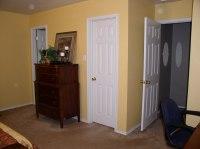 Decorating ideas for bedroom closet doors