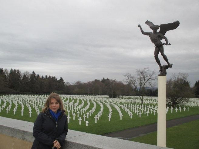 Henri-Chapelle American Cemetery and Memorial