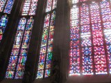 Sainte-Chapelle-inspired windows